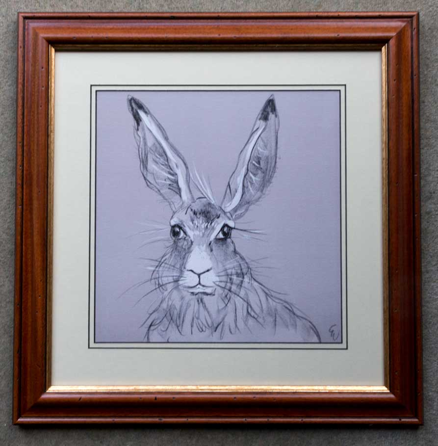 Framing services, paintings, drawings, pictures mounts etc. Retford, Newark, Nottinghamshire
