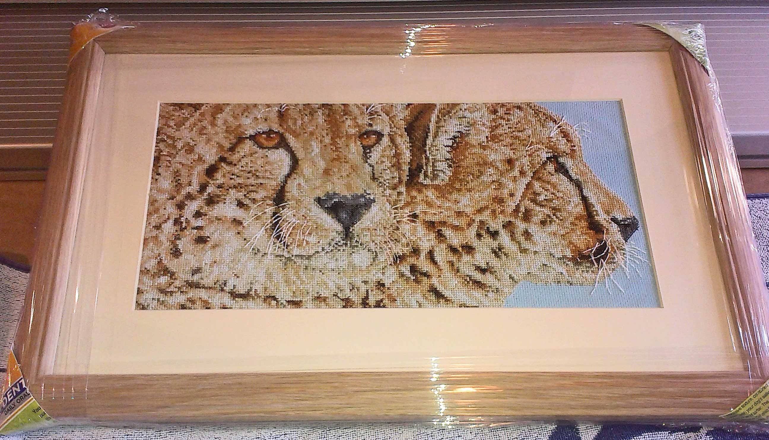 cross stitch mounting and framing services askham, Newark, Nottinghamshire