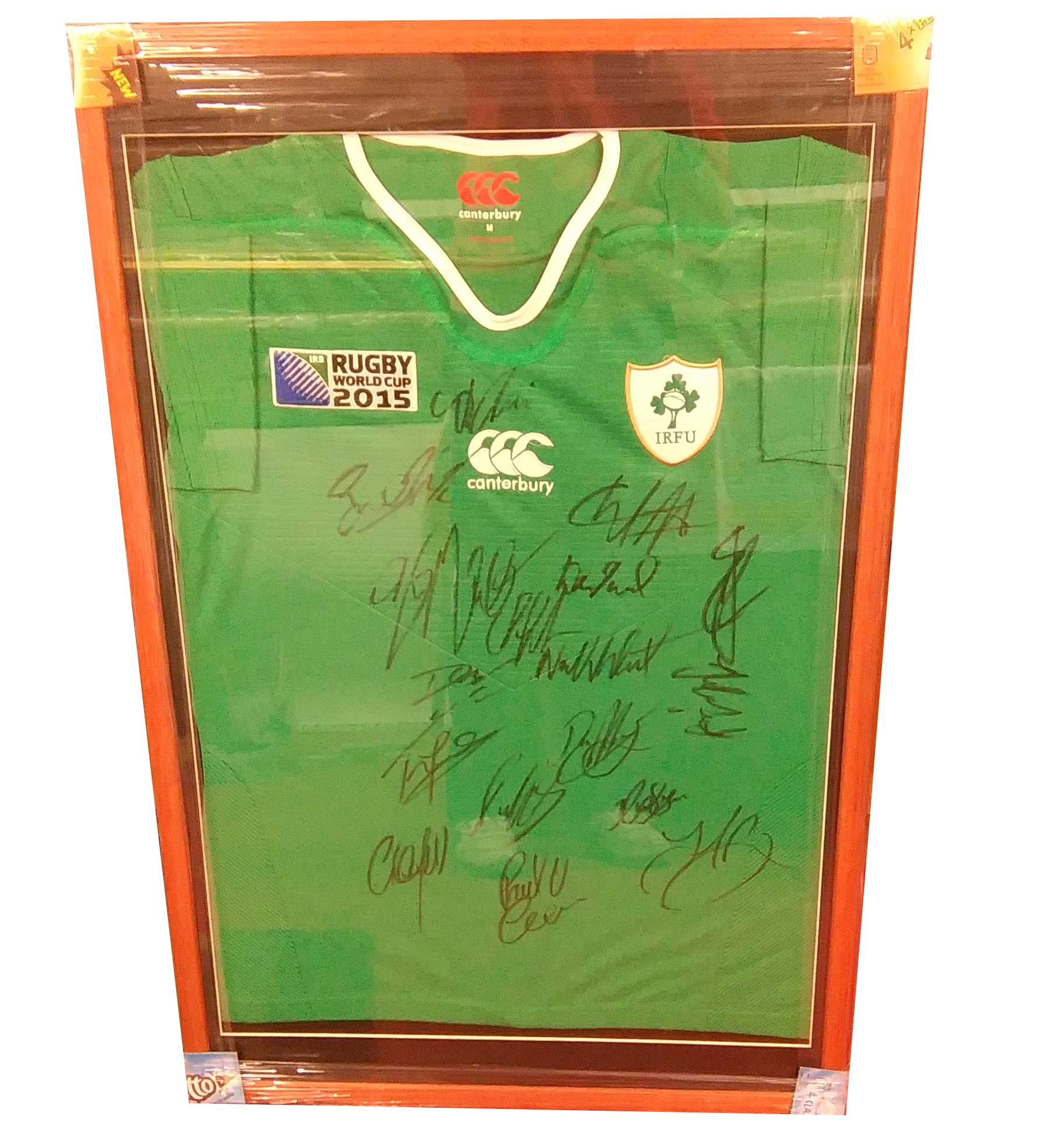 Framed Football Shirts in Retford