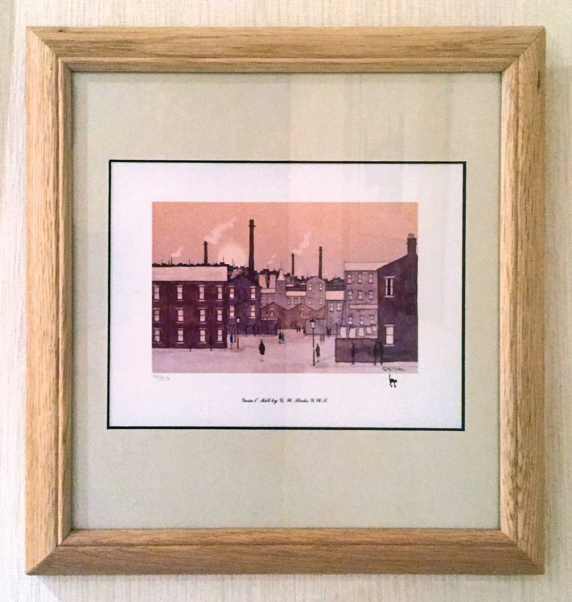 Framers, picture frames in Newark and Retford