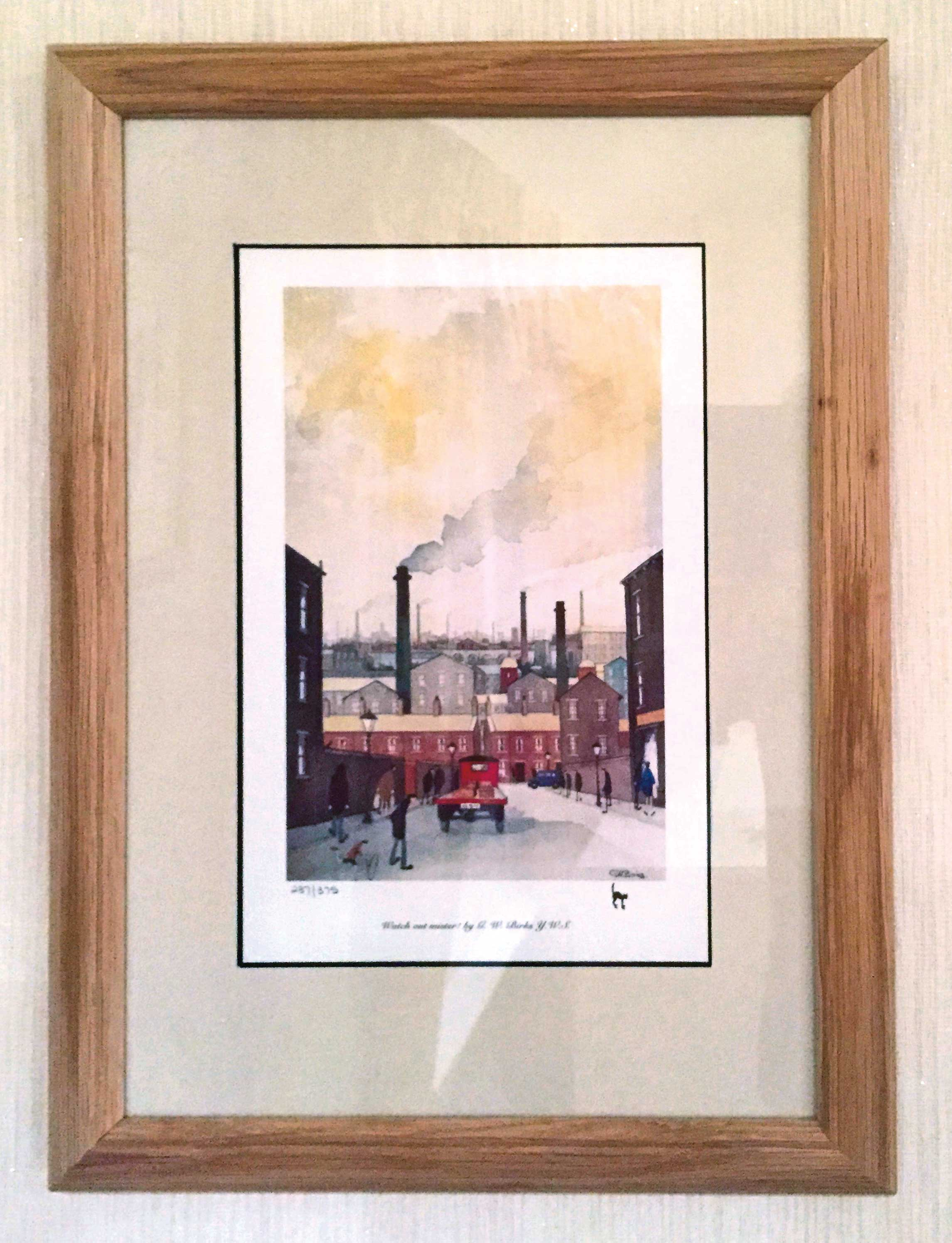 framed prints and paintings Trent Framing, Newark Nottinghamshire