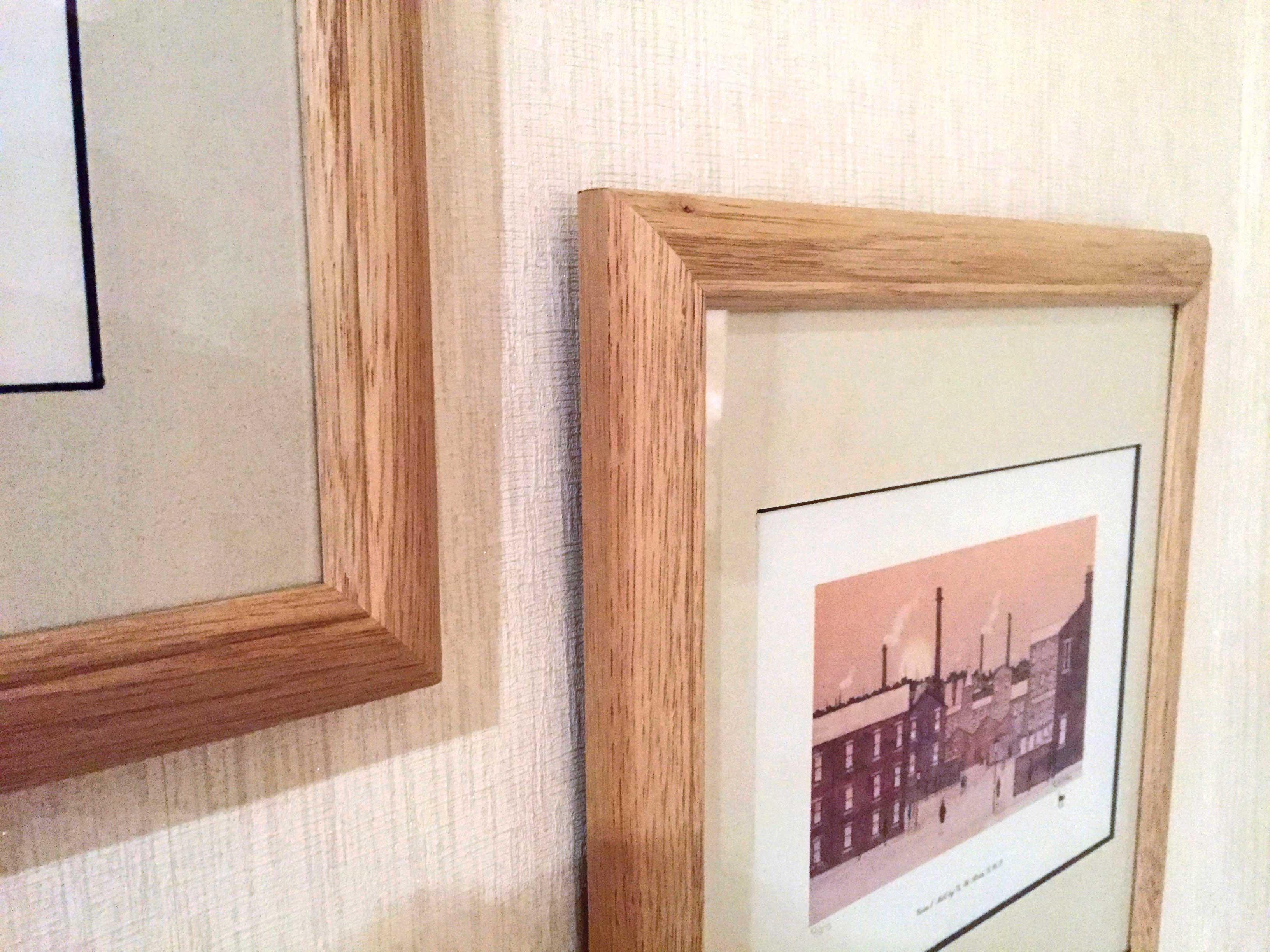 professional framed artwork in Retford